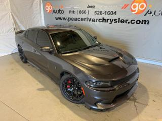 Used 2015 Dodge Charger SRT Hellcat for sale in Peace River, AB