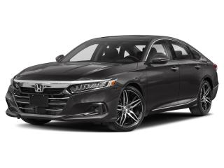 New 2021 Honda Accord Touring ACCORD 4 DOORS for sale in Woodstock, ON