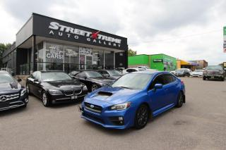 Used 2015 Subaru WRX w/Sport Pkg for sale in Markham, ON