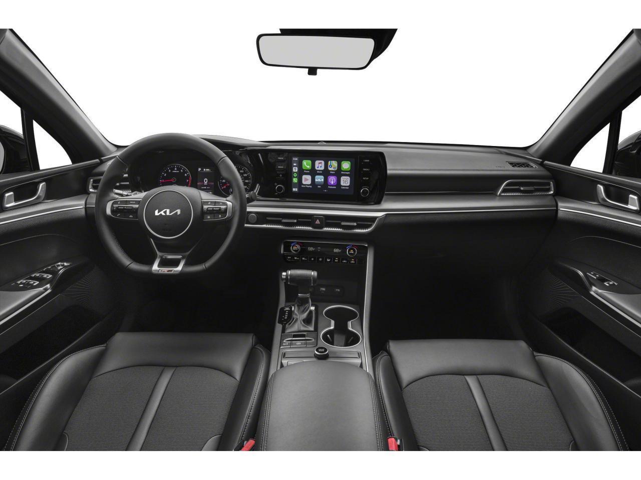 2022 Kia K5 GT FWD BROWN INT.