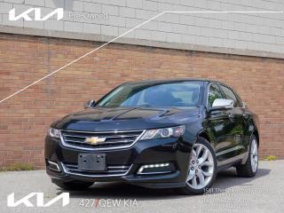 Used 2019 Chevrolet Impala Premier for sale in Etobicoke, ON