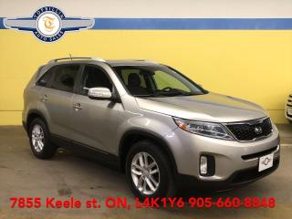 Used 2015 Kia Sorento AWD, Bluetooth, Leather, Only 86K km for sale in Vaughan, ON