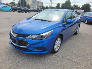 Used 2016 Chevrolet Cruze LT AUTO for sale in London, ON