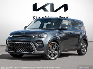 New 2022 Kia Soul EX+ for sale in Hamilton, ON