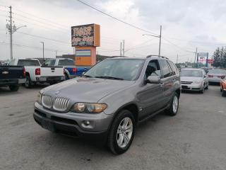 Used 2005 BMW X5 4.4i*LEATHER*ROOF*LOADED*ONLY 171KMS*CLEAN*AS IS for sale in London, ON