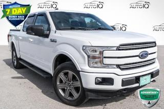 Used 2020 Ford F-150 Lariat LEATHER!!! HEATED & VENTILATED SEATS!!! TOWING PACKAGE!!! for sale in Barrie, ON