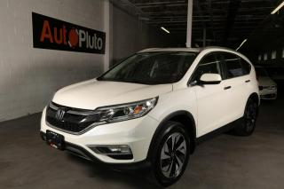 Used 2015 Honda CR-V AWD 5dr Touring for sale in North York, ON