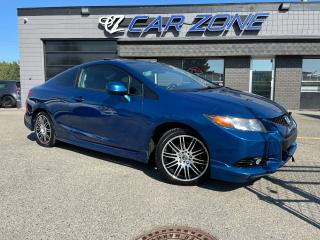 Used 2012 Honda Civic SI for sale in Calgary, AB