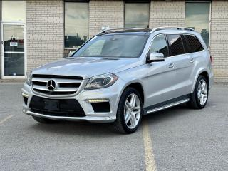 Used 2016 Mercedes-Benz GL-Class GL350 BlueTEC AMG Navigation/DVD/Pano Sunroof for sale in North York, ON