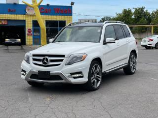 Used 2015 Mercedes-Benz GLK-Class GLK250 BlueTec Navigation/Pano Sunroof/Leather for sale in North York, ON