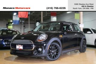 Used 2015 MINI Cooper - ONE OWNER LEATHER PANOROOF PUSH START HEATEDSEAT for sale in North York, ON