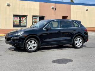 Used 2013 Porsche Cayenne Premium AWD Navigation/Sunroof/Leather for sale in North York, ON
