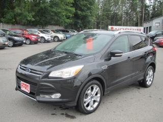 Used 2014 Ford Escape Titanium 4WD for sale in Brockville, ON