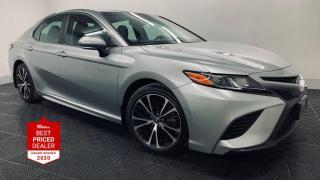 Used 2018 Toyota Camry SE *SUNROOF - WIRELESS CHARGING - RADAR CRUISE* for sale in Winnipeg, MB
