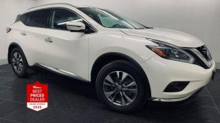 Used 2018 Nissan Murano AWD SL *NAVIGATION - CARPLAY - PANORAMIC ROOF* for sale in Winnipeg, MB