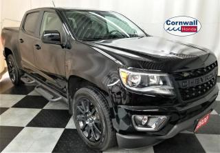 Used 2020 Chevrolet Colorado LT - One Owner, Clean CarFax for sale in Cornwall, ON