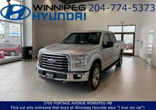 Used 2017 Ford F-150 XLT - Keyless entry, Bluetooth for sale in Winnipeg, MB