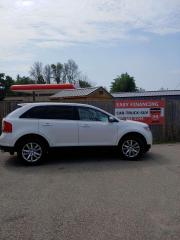 Used 2013 Ford Edge Limited Fully equipped, only 112000 km,panoramic sunroof,power liftgate,heated memory seats for sale in Brantford, ON