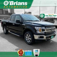 Used 2018 Ford F-150 XLT - Accident Free! w/4x4, Command Start, Backup Camera, Cruise for sale in Saskatoon, SK