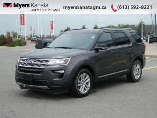 Used 2018 Ford Explorer XLT  -  Bluetooth for sale in Kanata, ON