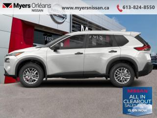 New 2021 Nissan Rogue SV  - Sunroof -  Heated Seats - $256 B/W for sale in Orleans, ON