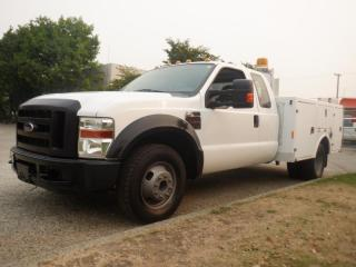 Used 2009 Ford F-350 SD Service Truck SuperCab  Dually  2WD Diesel for sale in Burnaby, BC