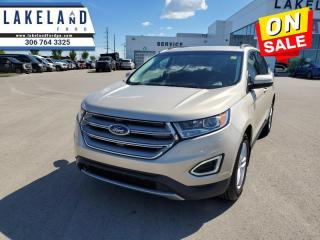 Used 2018 Ford Edge SEL  - $186 B/W for sale in Prince Albert, SK