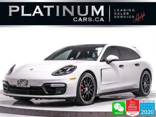 Used 2019 Porsche Panamera GTS Sport Turismo,AWD,PREMIUM PKG+,SPORT CHRONO, for sale in Toronto, ON