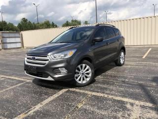 Used 2019 Ford Escape SEL 4WD for sale in Cayuga, ON