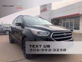 Used 2017 Ford Escape Titanium for sale in Prince Albert, SK
