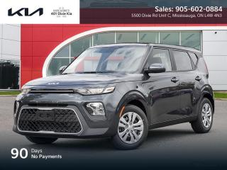 New 2022 Kia Soul LX for sale in Mississauga, ON