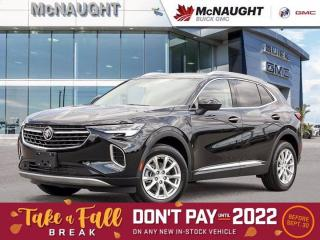 New 2021 Buick Envision Preferred 2.0L AWD DEMO for sale in Winnipeg, MB