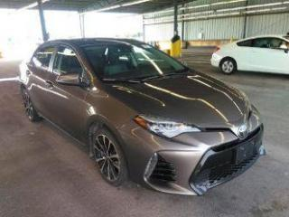 Used 2017 Toyota Corolla SE for sale in Waterloo, ON