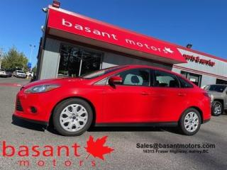 Used 2014 Ford Focus Focus, Low KMs, Fuel Efficient!! for sale in Surrey, BC