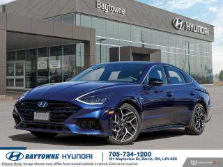 New 2022 Hyundai Sonata N-Line for sale in Barrie, ON