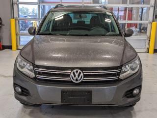 Used 2015 Volkswagen Tiguan COMFORTLINE for sale in Red Deer, AB