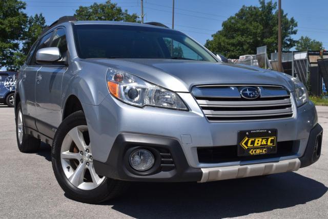 2013 Subaru Outback Leather - Navigation - Heated Seats- Back Up Cam