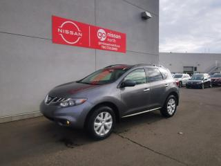 Used 2014 Nissan Murano S / LOW KM / AWD / A MUST SEE for sale in Edmonton, AB