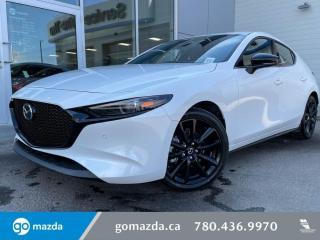 New 2021 Mazda MAZDA3 Sport GT w/Turbo for sale in Edmonton, AB