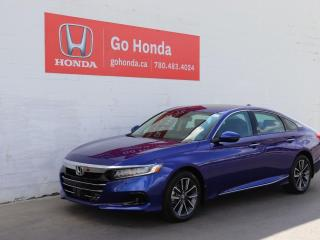 New 2021 Honda Accord Sedan EX-L for sale in Edmonton, AB