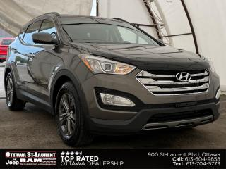 Used 2013 Hyundai Santa Fe Sport 2.4 REAR PARK SENSE, HEATED SEATS/STEERING WHEEL for sale in Ottawa, ON