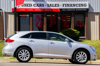 Used 2012 Toyota Venza AWD | 4 Cyl | Leather | Pano Roof | Navi | Camera for sale in Oshawa, ON