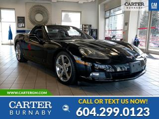 Used 2008 Chevrolet Corvette for sale in Burnaby, BC