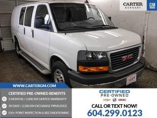 Used 2019 GMC Savana 2500 Work Van for sale in Burnaby, BC