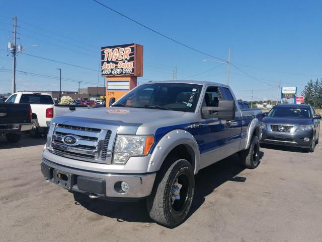 2009 Ford F-150 4X4*4.6L V8*WHEELS*FLARES*2 TONE*CERTIFIED