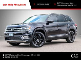 Used 2019 Volkswagen Atlas 3.6 FSI Execline Execline 3.6L 8sp at w/Tip 4MOTION for sale in Mississauga, ON