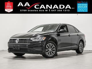 Used 2019 Volkswagen Jetta HIGHLINE | LEATHER | SUNROOF | for sale in North York, ON