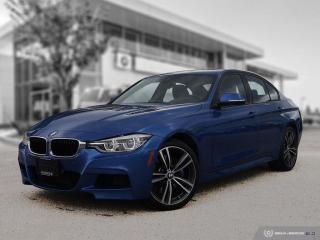 Used 2017 BMW 3 Series 340i xDrive Enhanced! M Performance 2! for sale in Winnipeg, MB