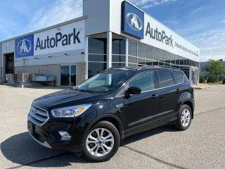 Used 2018 Ford Escape SEL | LOW KILOMETERS | HEATED LEATHER SEATS | SUNROOF | APPLE CARPLAY & ANDROID AUTO | BACKUP CAMERA | for sale in Innisfil, ON