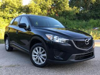 Used 2014 Mazda CX-5 AWD 4dr Auto GX for sale in Waterloo, ON